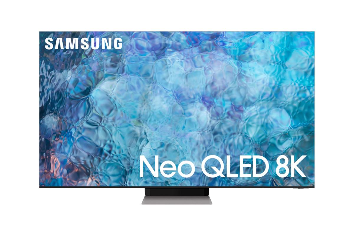 QLED 8K Smart TV Samsung QN900A