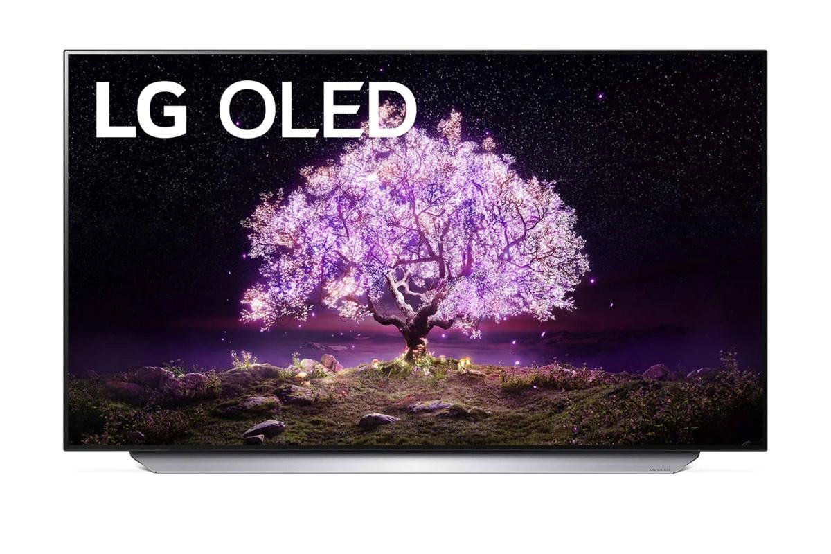 телевизор LG Серия C1 - C12LA 4K OLED