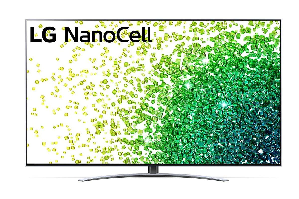 Телевизор LG NANO883PB 4K HDR