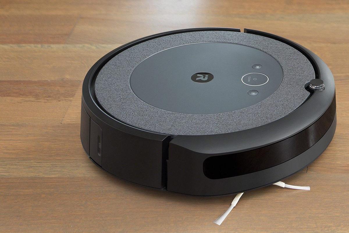 Робот-прахосмукачка iRobot Roomba i3 (3158)