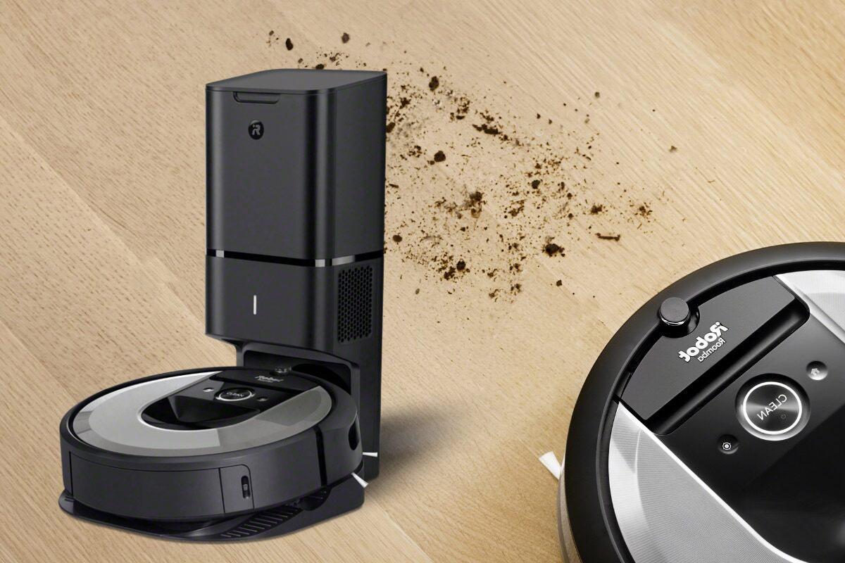 Roomba i7+(7556) - Цена
