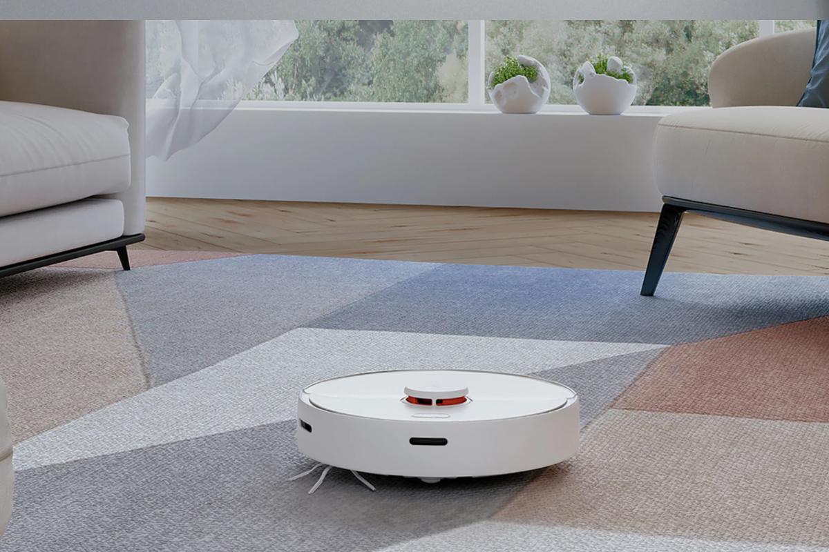 Робот-прахосмукачка Roborock серия S6